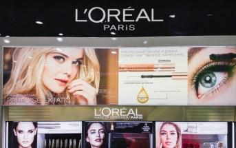 loreal-marca-presenca-na-beauty-fair-com-megastore