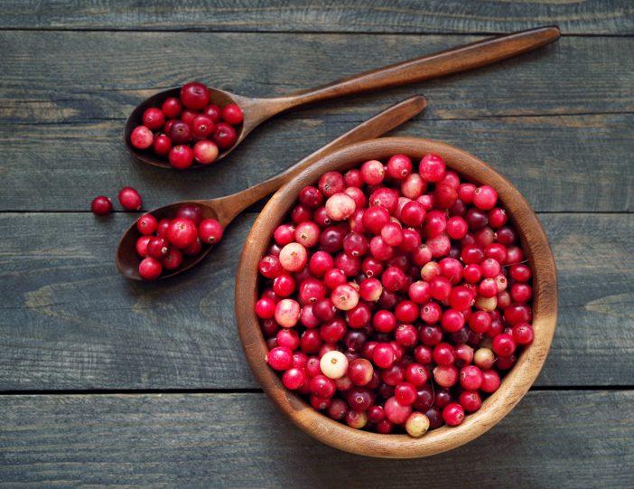 Malefícios do cranberry