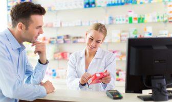 Atendente de farmácia funções