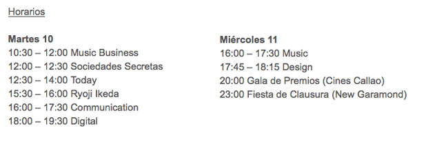 horarios-MMD