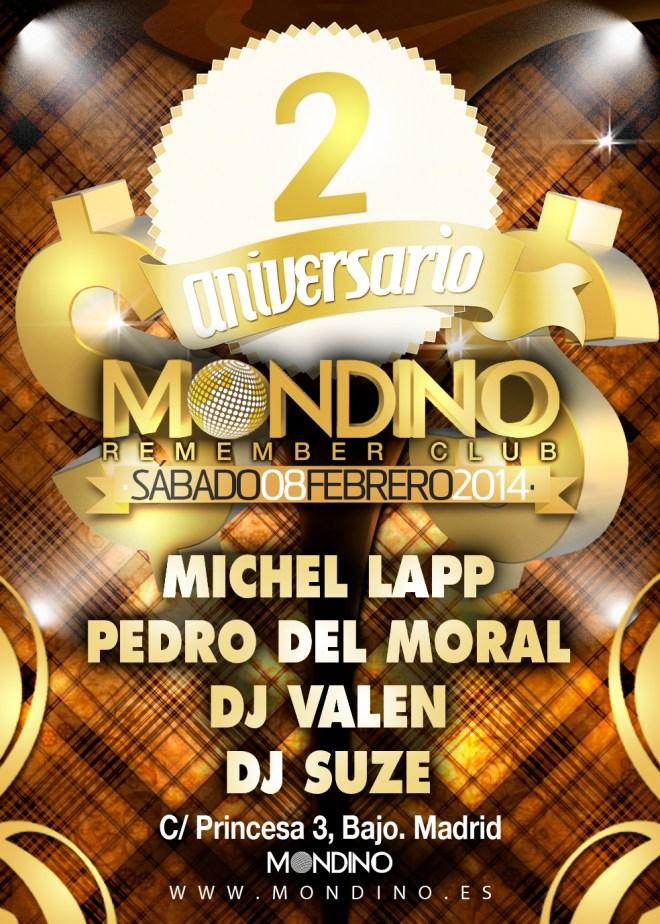 MONDINO 2 ANIVERSARIO 08 FEBRERO 2012