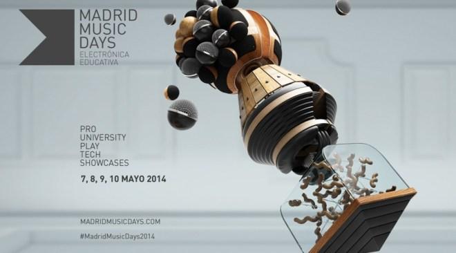 madrid music days 2014