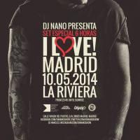 DJ NANO VUELVE CON I LOVE