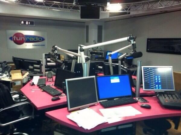 estudios fun radio