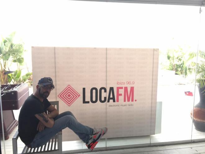 Loca FM Ibiza y Neil
