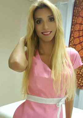 Massagem SP - Massagista Transex Mirla F: (11) 98518-8296