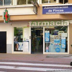 Farmacia en Plaza de Madrid, Almuñécar