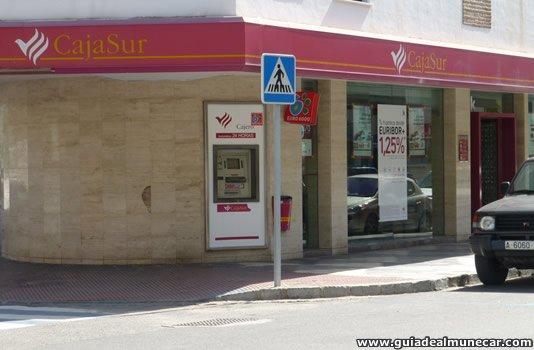 CajaSur Banco.