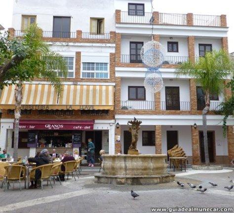 Plaza Los Higuitos Casco Histórico de Almuñécar