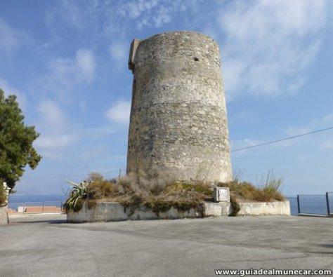 Torreón de defensa dentro de Almuñécar