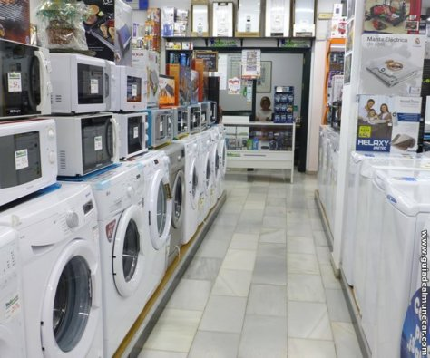 Electromar tu tienda de electrodomésticos en Almuñécar.
