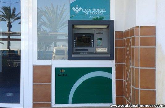 Cajero Automático Servired, Playa Velilla.