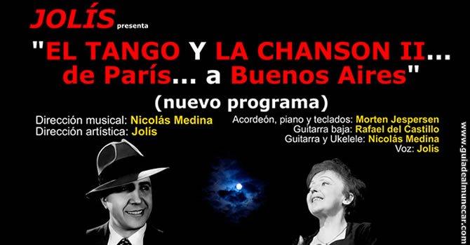 El Tango y La Chanson II.
