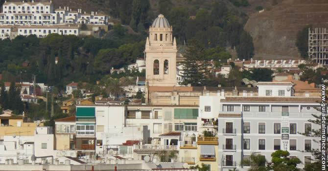 Iglesia de la Encarnación, Almuñécar.