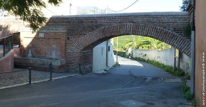 Sendero de la Vega de Río Verde – Columbario Romano.