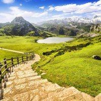 Información de acceso a los Lagos de Covadonga 2020