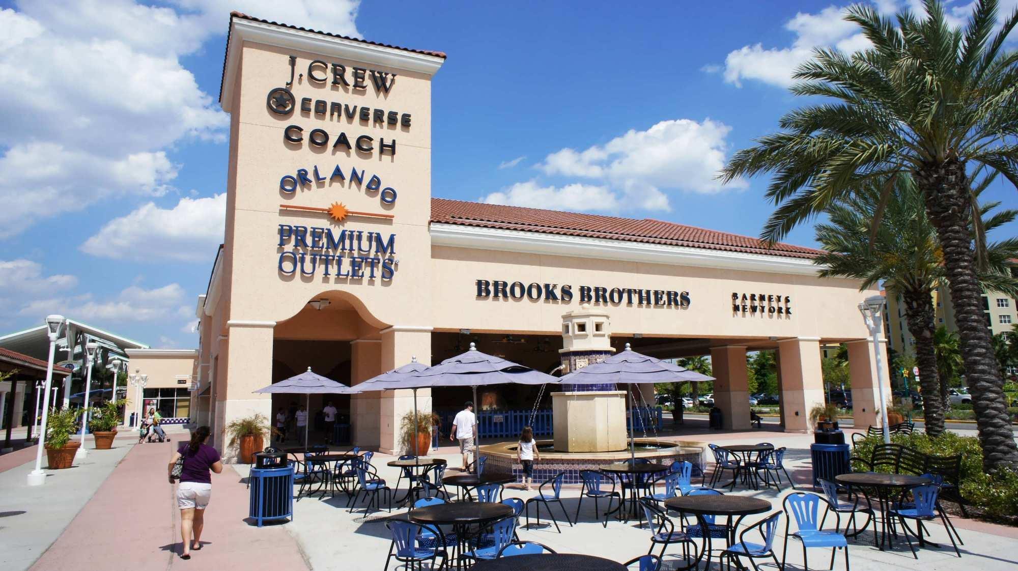 photograph regarding Osage Beach Outlet Mall Printable Coupons called Guía de Compras OrlandoOrlando High quality Shops ®: Guía paso