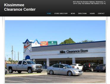 Kissimmee Clearance Center FACHADA