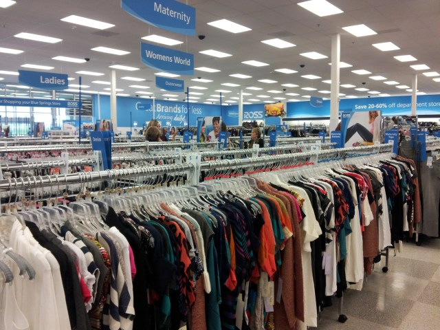 Ross-Dress-For-Less-inside store