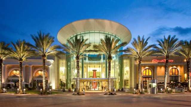 The Mall at Millenia entrada