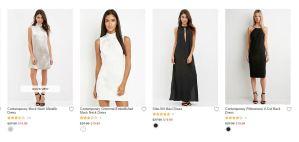 Forevere21 Vestido de fiesta x menos de 20 dólares