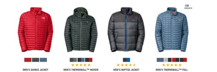 Northface Men´s