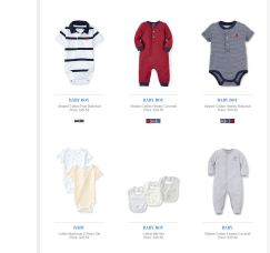 Baby Boy Polo Ralph Lauren 1