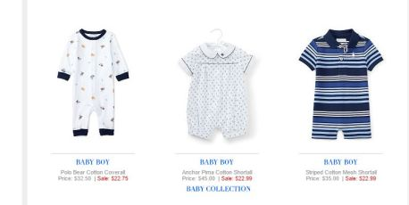 Baby Boy Polo Ralph Lauren 10