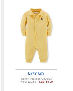 Baby Boy Polo Ralph Lauren 7