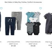 Baby Carters Boy 3