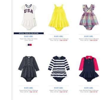 Baby Girl Polo Ralph Lauren 10