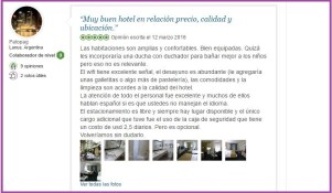 Comfort Suites Maingate East opiniones viajeros 5