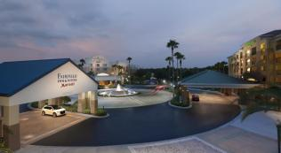 Fairfield Inn & Suites by Marriott Orlando Lake Buena Vista in the Marriott Village Foto 18