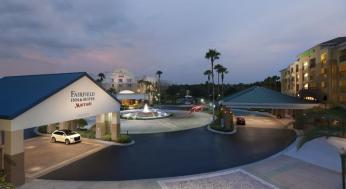 Fairfield Inn & Suites by Marriott Orlando Lake Buena Vista in the Marriott Village Foto 18