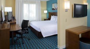 Fairfield Inn & Suites by Marriott Orlando Lake Buena Vista in the Marriott Village Foto 8