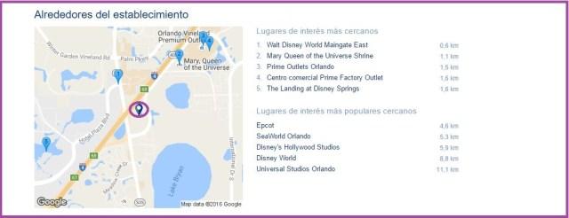 Fairfield Inn & Suites by Marriott Orlando Lake Buena Vista in the Marriott Village Mapa.JPG