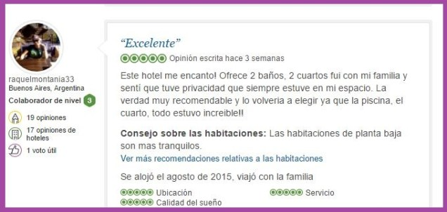 Hilton Grand Vacations at Tuscany Village Opiniones Viajeros 3