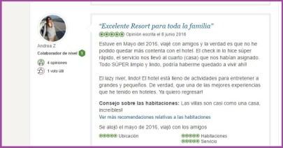 Holiday Inn Club Vacations At Orange Lake Resort opiniones viajeros 5