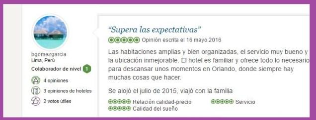 Holiday Inn Express & Suites Lk Buena Vista South opiniones viajeros 3