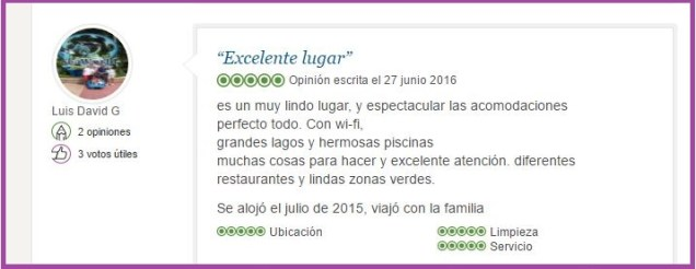 Holiday Inn Express & Suites Lk Buena Vista South opiniones viajeros