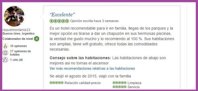 Lake Buena Vista Resort Village and Spa, a staySky Hotel & Resort Opiniones Viajeros 3