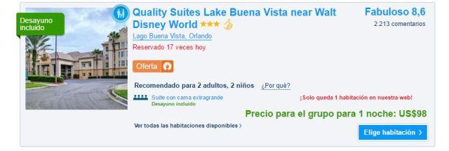 Quality Suites Lake Buena Vista precio.JPG
