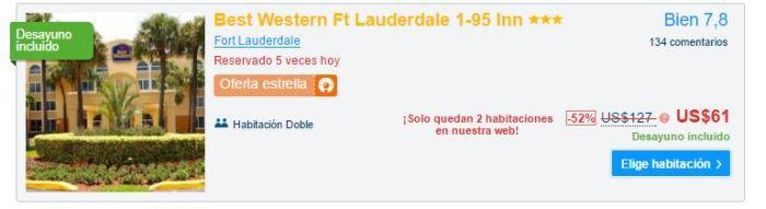 best wester Ft Lauderdale 15.JPG