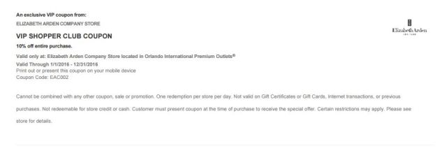 Orlando International Premium Outlet septiembre 2016 .5