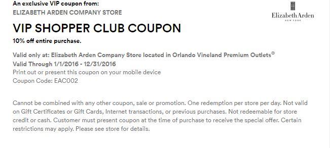 Orlando Vineland Premium Outlet septiembre 2016 .6