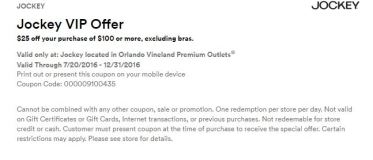 Orlando Vineland Premium Outlet septiembre 2016 .8