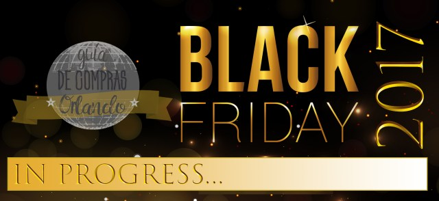 Black Friday in Progress 2017