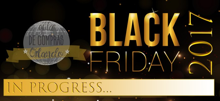 Black Friday in Progress 2017