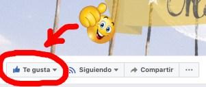 Boton Me Gusta Facebook OK