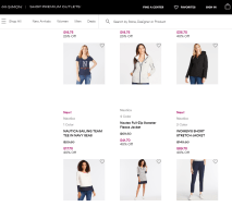 Now Shop Outlets Online DEALS NAUTICA WOMAN 2
